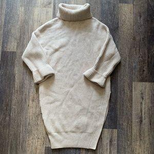 Anthropologie Moth tunic sweater